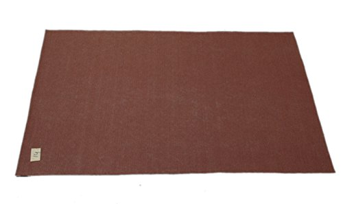 Tapis fait à la main cuir de vachette, patchwork tapis, cheveux sur moquette, Tapis en cuir 12,7x 7,6cm kpr-150017