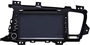 Magic Touch 7 Inch Car GPS and DVD for KIA Optima - Model - 2011-12
