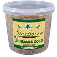 Starhorse Gold 3500 g Graines de Lin pour Chevaux
