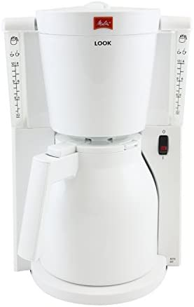 Melitta Coffee Machine with Insulated Jug, Aroma Selector ...