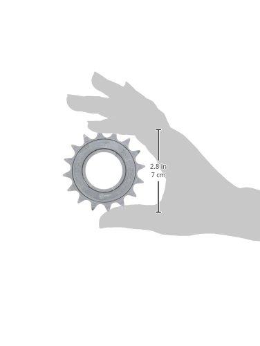 3//32 inch X 16T Chrome SFS30.N160.CA0.BX Sturmey Archer Singlespeed Freewheel