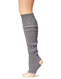 Under Armour Women's Around Town Leg Warmers, Rhino Gray (077)/Steel, One Size