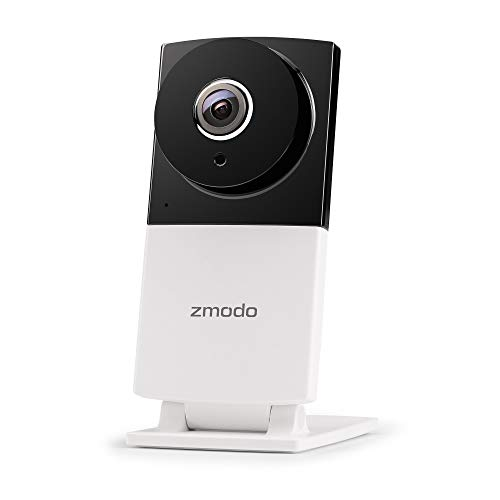 Zmodo 1080p Wide Angle 180 Degrees Wireless Two Way Audio Home Security Camera by Zmodo (Image #8)