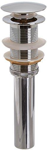 Dyconn Faucet PUD2-CHR Bathroom/Vessel Sink Pop-Up Drain, Polished Chrome by Dyconn Faucet by Dyconn Faucet