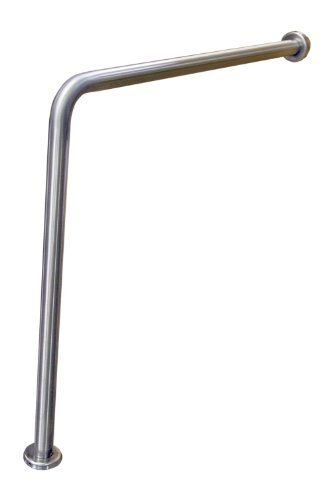 Brey-Krause Wall to Floor Grab Bar - 24'' by 33''