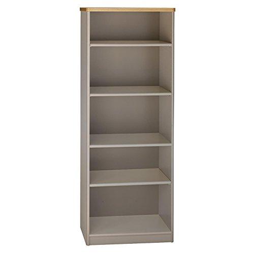 Advantage 5 Shelf Bookcase - 4