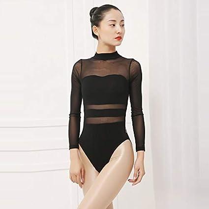 e240b9f3a721 Amazon.com  HeroStore Ballet Leotards Women Lady Ballet Tights Sexy ...