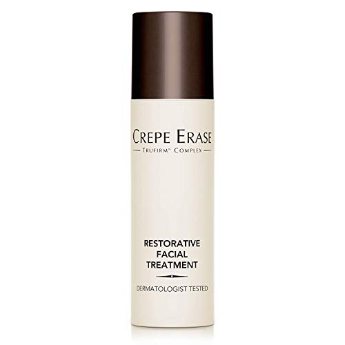 Crepe Erase - Restorative Facial Treatment - TruFirm Complex - 1.7 Ounces (Best Treatment For Wrinkles On Face)