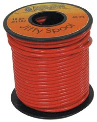 HARDWARE 12079 Black General Purpose Wire for Electrical Use