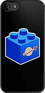 SUUER Space Lego Custom Hard CASE for iPhone 5 5s Durable Case Cover