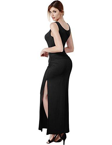 Elbon Boutique Womens Sleeveless Shirring