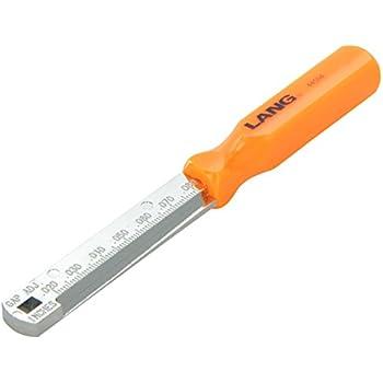 A & E Hand Tools 4450A E-Z Grip Spark Plug Gap Gauge