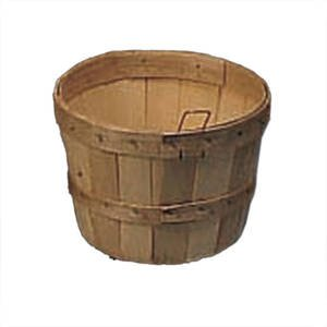 1/4 Peck Farm Basket with Side Handles