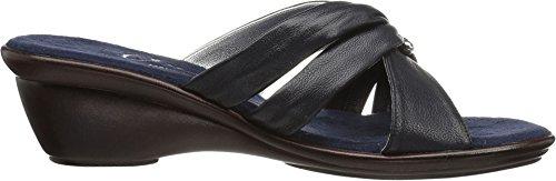 Onex Femme Carolyn Diapositive Sandale Marine