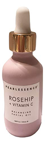 Pearlessence Rosehip + Vitamin C Balancing Facial Oil, 1.83 fl. oz.