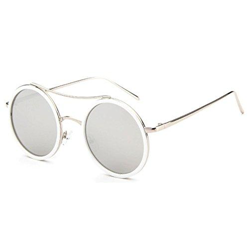 Sinkfish SG80012 Sunglasses for Women,Anti-UV & Fashion - UV400/Ivory Frames/Oldlace - Sunglasses Solstice Reviews