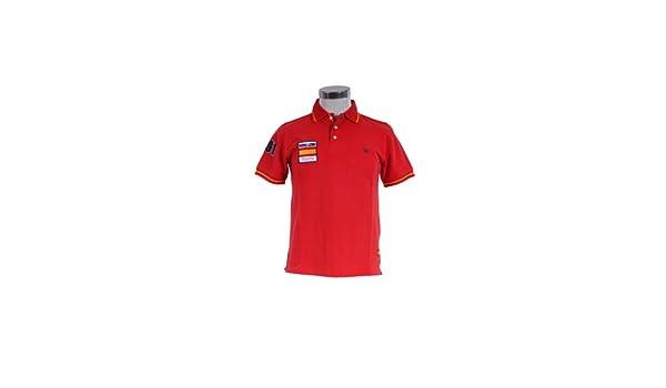 Padel Lobb - Polo padel nume, talla s , color rojo: Amazon.es: Deportes y aire libre