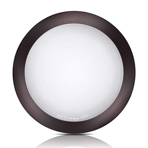 (Bronze Dimmable LED Disk Light,SOLLA 13