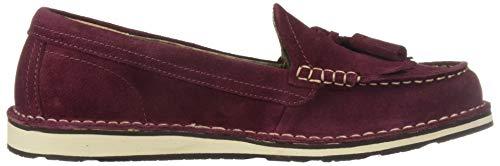 Cruiser Tassel Womens Ariat Slip Marron On Shoes p4HxxqnB5