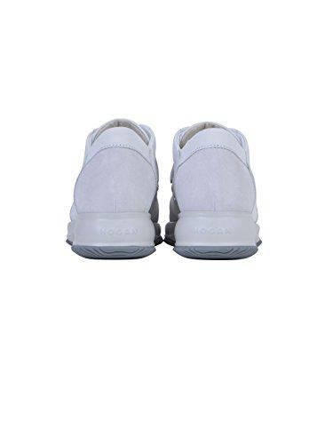 Hogan Mujer HXW00N03242FIJ0906 Blanco Gamuza Zapatillas