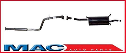 (Mac Auto Parts 10479 Ford Probe 2.0L Muffler Exhaust Pipe System 6344 28479 71)