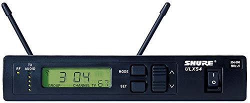 Shure ULXS4 Standard Wireless Receiver, - Receiver Diversity Wireless