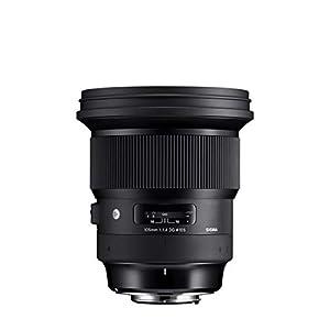 RetinaPix Sigma 105mm f/1.4 DG HSM Art Lens for Canon DSLR Cameras