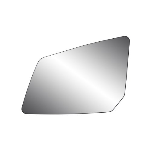 Fit System 88223 Chevrolet/GMC/Saturn Left Side Power Replacement Mirror Glass with Backing Plate ()