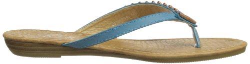 Griffith Park JLH629 - Sandalias de vestir para mujer Azul