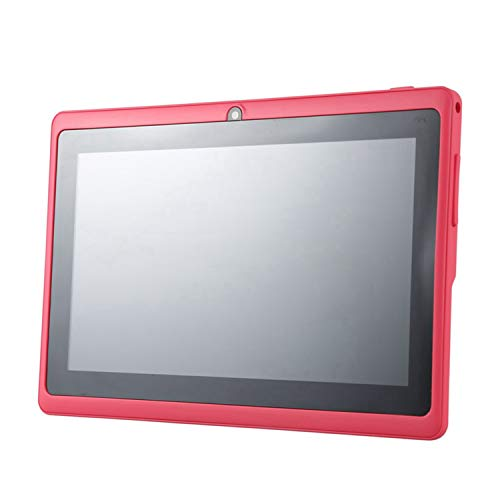 RETYLY 4GB Android 4.4 Wi-Fi Tablet PC Beautiful 7 inch Five-Point Multitouch Display – Special Kids Edition Pink