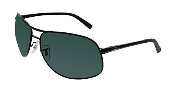 bf27662e9d Ray-Ban Men s RB3387-006 71-64 Black Aviator Sunglasses  Ray-Ban   Amazon.ca  Luggage   Bags