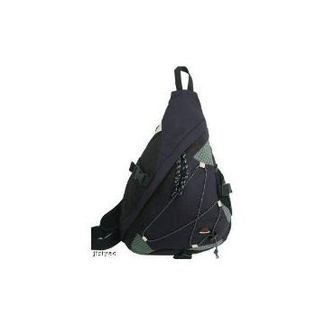 20 Inch CUSCUS Single Daypack Strap Sling Backpack Navy, Outdoor Stuffs