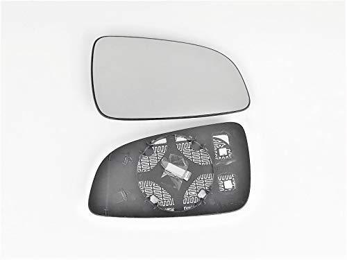 Spiegel Spiegelglas rechts beheizbar f/ür Au/ßenspiegel elektrisch und manuell verstellbar geeignet
