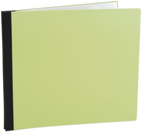 SEI The Preservation Series Album 8-Inch by 8-Inch, Green by SEI