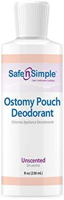 Safe Simple Ostomy Pouch Deodorant product image