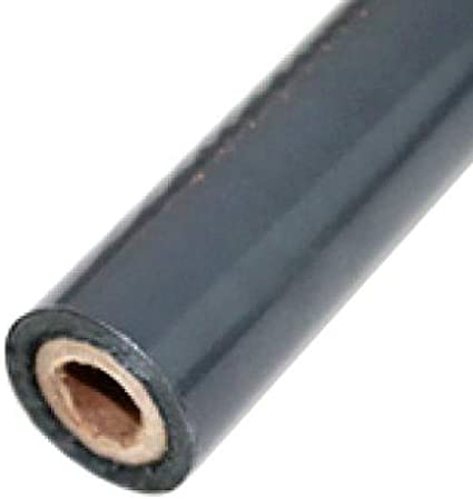 Matte Charcoal Hot Stamp Foil Roll 1//2 Core 2 x 200