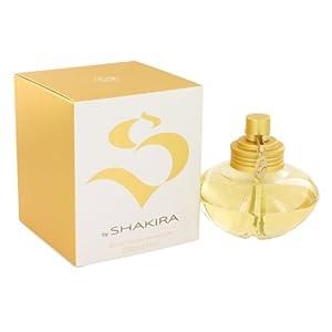 S by Shakira for Women, Eau de Toilette Spray, 2.7 Ounce