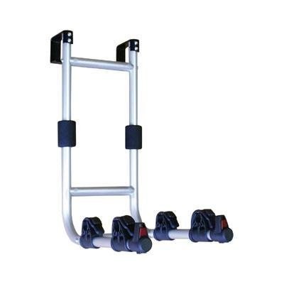 Mount Ladder 2 Bike - Swagman 2011 2 Bike RV Ladder Rack - 80630