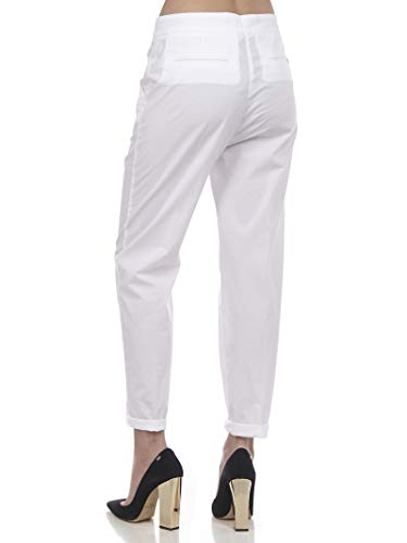 Blanc Manila Blanc Pantalon Pantalon Grace Femme Grace Femme Manila W6qn7Ra