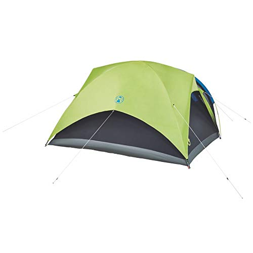 Coleman Carlsbad 4 Person Dome Dark Room Tent With Screen