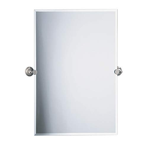 Gatco 4589S Laurel Ave. Rectangle Wall Mirror, Polished -