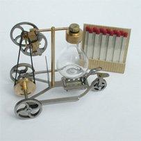 Dampfmaschine Dreirad Bausatz