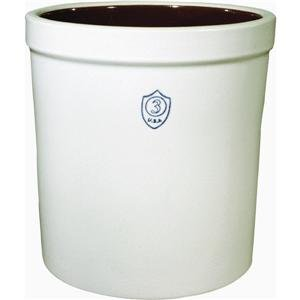 (Ohio Stoneware 02443 Preserving Crock, 3-Gal. - Quantity 1)
