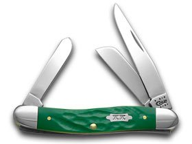 CASE-XX-Rough-Green-Stockman-1500-Pocket-Knife-Knives