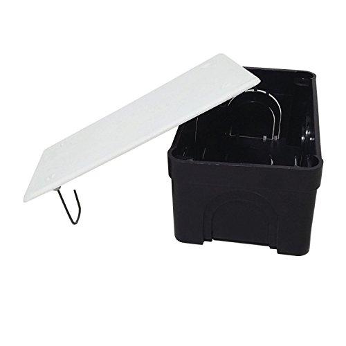 Caja 50x100x45 con tapa blanco garra met/álica Solera 561