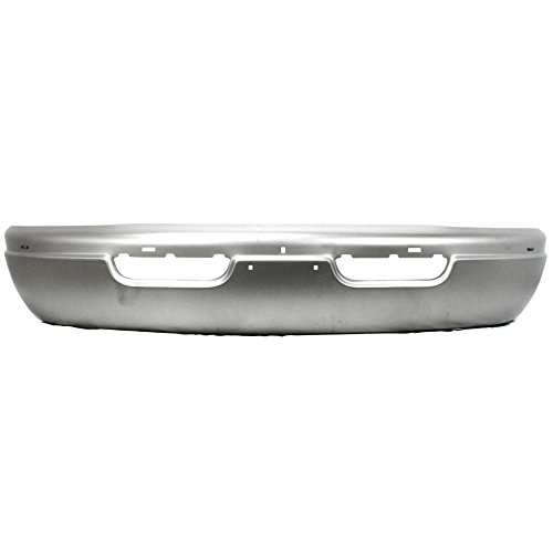 Bumper Dodge Van Front - Bumper for Dodge Full Size Van 98-03 Front Bumper Gray