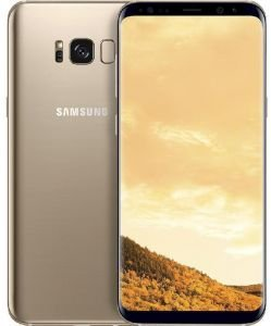Samsung Galaxy S8 Plus (S8+) (SM-G955FD) 4GB RAM / 64GB ROM 6.2-Inch 12MP 4G LTE Dual SIM FACTORY UNLOCKED - International Stock No Warranty (MAPLE GOLD) (Cheap And Best Android Phone In India)