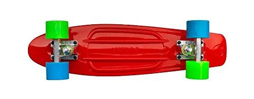 Ridge Twister Roues s/érie Retro Mini Board Cruiser 22