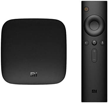 Xiaomi Box Mi Original - 4K Ultra HDR transmisión de TV Media Player con búsqueda por Voz a Distancia (MDZ-16-AB) Versión Internacional: Amazon.es: Electrónica