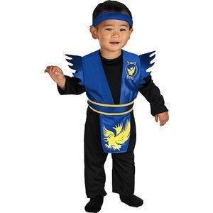 Ninja Lil Toddler Costumes (
